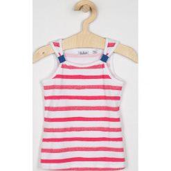 Blukids - Top dziecięcy 98-182 cm. Różowe bluzki dziewczęce marki Mayoral, z bawełny, z okrągłym kołnierzem. Za 29,90 zł.
