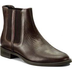 Sztyblety GINO ROSSI - Nevia DSG055-S23-0167-3737-0 92/92. Brązowe buty zimowe damskie marki Gino Rossi, ze skóry, na obcasie. W wyprzedaży za 269,00 zł.