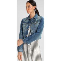 LOIS Jeans TORERO MINI Kurtka jeansowa vintage stone. Niebieskie kurtki damskie jeansowe marki LOIS Jeans, xs. W wyprzedaży za 441,75 zł.