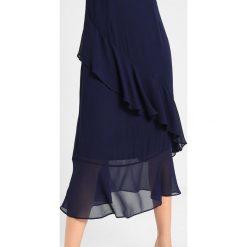 Sukienki hiszpanki: Whistles AMBER FRILL WRAP DRESS Sukienka letnia blue