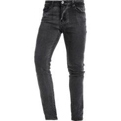 Liquor N Poker Jeans Skinny Fit washed black. Czarne rurki męskie Liquor N Poker. W wyprzedaży za 134,10 zł.