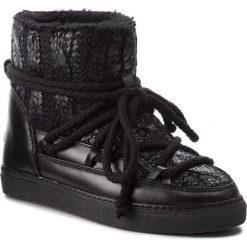 Buty INUIKII - Sneaker Galway 70202-8 Black. Czarne buty zimowe damskie Inuikii, z materiału, na niskim obcasie. Za 1179,00 zł.