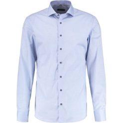 Koszule męskie na spinki: Eterna HAI AUSPUTZ SLIM FIT Koszula biznesowa hellblau