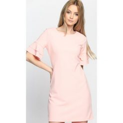 Sukienki: Różowa Sukienka Do Ya Thang