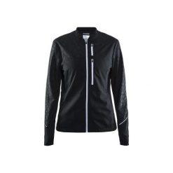 Kurtki damskie softshell: Craft  Kurtka damska Breakaway Jacket czarna r. S (1904760-9900)