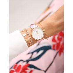 Różowy Zegarek Take What You Want. Czerwone zegarki damskie other. Za 24,99 zł.