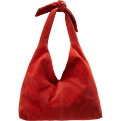 Mint Velvet TESS KNOT SLOUCHY SHOPPER Torba na zakupy burnt orange. Czerwone shopper bag damskie Mint Velvet. Za 629,00 zł.