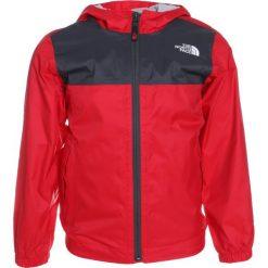 The North Face ZIPLINE Kurtka przeciwdeszczowa red/graphite grey. Czerwone kurtki dziewczęce przeciwdeszczowe marki Reserved, z kapturem. Za 199,00 zł.