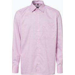 Eterna Comfort Fit - Koszula męska niewymagająca prasowania, czerwony. Czerwone koszule męskie na spinki Eterna Comfort Fit, m, z bawełny. Za 199,95 zł.