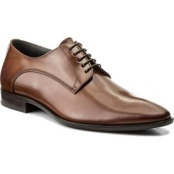 Derby męskie: Półbuty BOSS - Carmons 50228940 10148188 01 Medium Brown 216