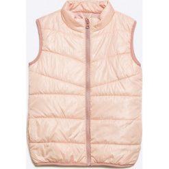 Name it - Bezrękawnik dziecięcy 128-164 cm. Szare kurtki dziewczęce przeciwdeszczowe marki Name it, z materiału. W wyprzedaży za 49,90 zł.