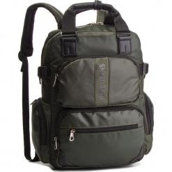 Plecak PEPE JEANS - Bromley Laptop PM120026  Military Green 679. Zielone plecaki męskie marki Pepe Jeans, z jeansu. Za 219,00 zł.