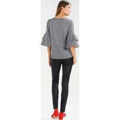 Jeansy damskie: Supermom Jeans Skinny Fit black
