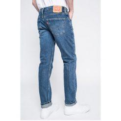 Levi's - Jeansy 511 Slim Fit Dorothy. Brązowe jeansy męskie relaxed fit marki Levi's®, z aplikacjami, z bawełny. Za 329,90 zł.
