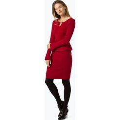 Sukienki dzianinowe: Comma – Sukienka damska, czerwony