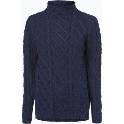 Swetry klasyczne damskie: Lieblingsstück – Sweter damski, niebieski