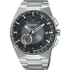 ZEGAREK CITIZEN Satellite Wave CC2006-53E. Czarne zegarki męskie CITIZEN. Za 6025,00 zł.
