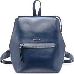 """Plecaki damskie: Plecak """"Babette"""" w kolorze granatowym – 34 x 30 x 7 cm"""