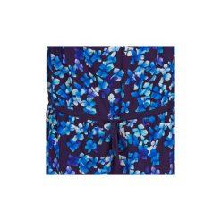 Sukienki krótkie Tommy Hilfiger  ADELA. Niebieskie sukienki mini marki TOMMY HILFIGER, z krótkim rękawem. Za 631,20 zł.