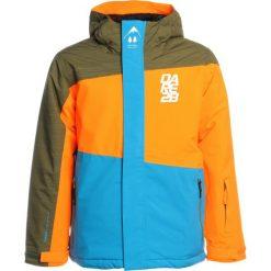 Dare 2B EXTEMPORE  Kurtka snowboardowa flbl/cardamom. Niebieskie kurtki chłopięce sportowe marki bonprix, z kapturem. W wyprzedaży za 271,20 zł.