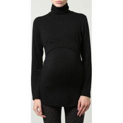 Bluzki asymetryczne: Boob Bluzka z długim rękawem black