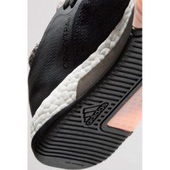 Adidas Performance CRAZYTRAIN ELITE Obuwie treningowe core black/carbon/clear orange. Brązowe buty sportowe damskie marki adidas Performance, z gumy. Za 589,00 zł.