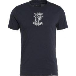 Marc Jacobs Tshirt z nadrukiem black. Czarne koszulki polo Marc Jacobs, l, z nadrukiem, z bawełny. W wyprzedaży za 519,20 zł.