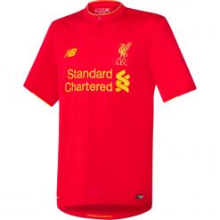 Koszulka Liverpool LFC Home Kit. Czerwone koszulki sportowe męskie marki New Balance, na jesień, m, z materiału. Za 129,99 zł.