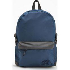 Sportowy plecak - Granatowy. Niebieskie plecaki męskie Reserved. Za 99,99 zł.