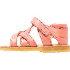 ANGULUS Sandały light coral. Pomarańczowe sandały chłopięce ANGULUS, z materiału, z otwartym noskiem. W wyprzedaży za 279,30 zł.