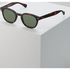 Okulary przeciwsłoneczne damskie: Carhartt WIP WINDSOR Okulary przeciwsłoneczne tortoise matte/green