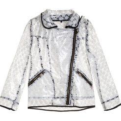 IKKS Kurtka przeciwdeszczowa blanc casse. Białe kurtki dziewczęce przeciwdeszczowe marki 4F JUNIOR, na lato, z materiału. Za 329,00 zł.