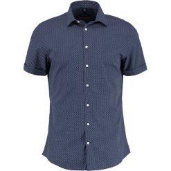 Koszule męskie na spinki: Seidensticker MODERN SLIM FIT Koszula dunkelblau