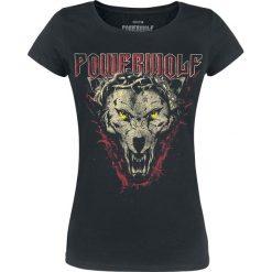 Powerwolf Icon Wolf Koszulka damska czarny. Czarne bluzki asymetryczne Powerwolf, l. Za 79,90 zł.