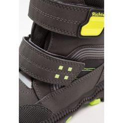 Buty zimowe chłopięce: Richter Śniegowce black/yellow