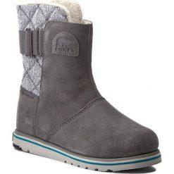 Buty zimowe damskie: Buty SOREL – Rylee NL2371-078 Dark Fog