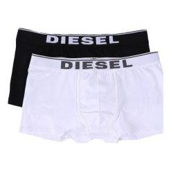 Diesel Zestaw Bokserek Męskich Damien 2 Szt. S Wielokolorowe. Czarne bokserki męskie marki Diesel, z bawełny. Za 149,00 zł.