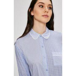 Dkny - Piżama. Szare piżamy damskie DKNY, l, z dzianiny. W wyprzedaży za 239,90 zł.