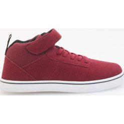 Buty dziecięce: Sneakersy za kostkę - Bordowy