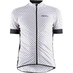 Odzież rowerowa męska: Craft  Koszulka rowerowa Reel Graphic Jersey Off White r. XL (1905004 - 4900)