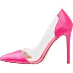 Szpilki: BEBO ARLEEN Szpilki pink