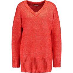 Swetry klasyczne damskie: Glamorous Sweter red