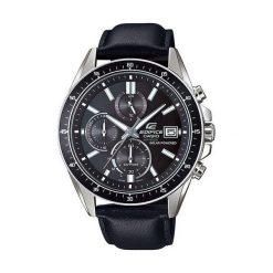 Biżuteria i zegarki męskie: Zegarek Casio Męski  EFS-S510L-1AVUEF Edifice Chrono czarny
