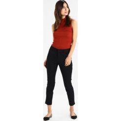 GAP CITY BISTRETCH ANKLE Jeansy Slim Fit true black. Czarne jeansy damskie GAP. Za 169,00 zł.