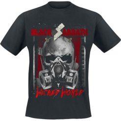 Black Sabbath Wicked World T-Shirt czarny. Czarne t-shirty męskie Black Sabbath, l. Za 74,90 zł.
