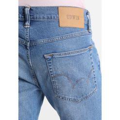 Edwin ED55 Jeansy Straight Leg pacific wash. Niebieskie rurki męskie Edwin. Za 419,00 zł.