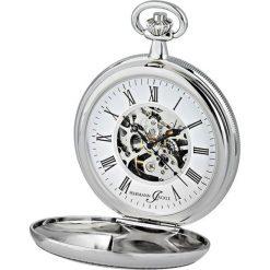 """Biżuteria i zegarki męskie: Zegarek """"31-913"""" w kolorze srebrno-białym"""