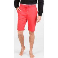 Joggery męskie: Moschino Underwear SHORT JOGGERS Spodnie od piżamy rosso
