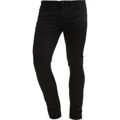 Spodnie męskie: Volcom Jeansy Slim Fit black on black