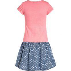 Sukienki dziewczęce: happy girls EIS Sukienka z dżerseju neon pink